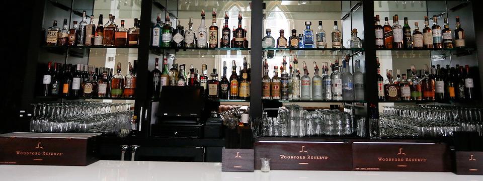 vestry-bar